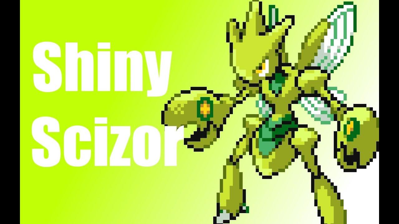 shiny-scizor