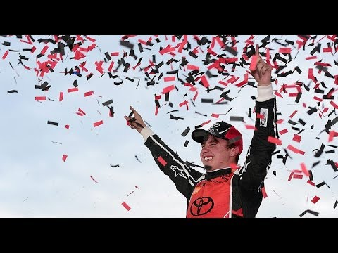 Bell claims first win; playoff drivers have trouble at Kansas