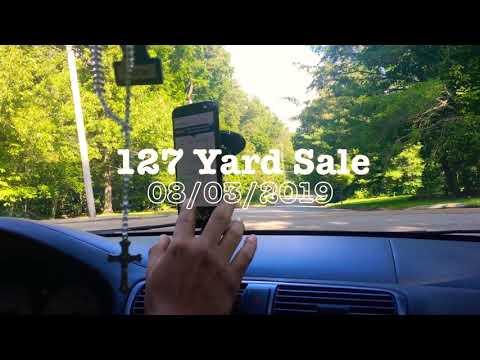 Repeat 127 Yard Sale | 2019 by Ana Paniagua - You2Repeat