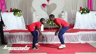 AMazing Talent at a Zim Wedding - 12 & 13 year old killing Maclarks #LegendsFILMS