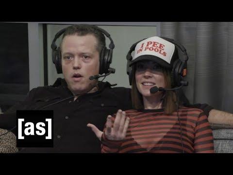 Jason Isbell & Amanda Shires on | FishCenter | Adult Swim