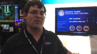 iXsystems Discusses Their TrueNAS, Powered by HGST's SAS SSDs