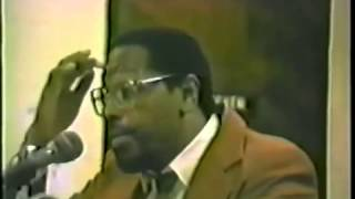 Dr Amos Wilson; Black Love, Black Male and Black Female Relationships (1985) K.I.K