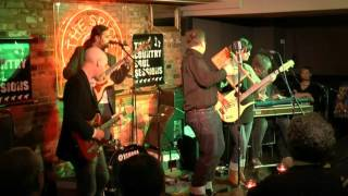 East Lonesome Drifters@The Country Soul Sessions Burns Night Special