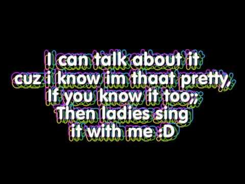 Keri hilson- Pretty girl rock lyrics♥