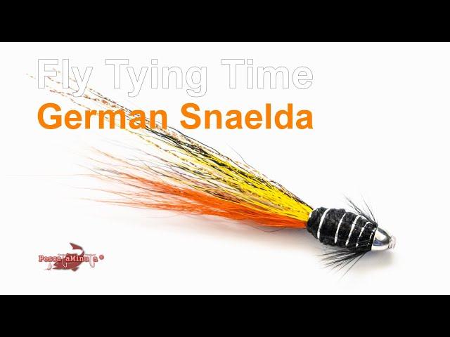 Fly Tying Time - German Snaelda