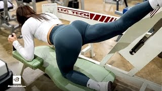 Complete Booty Building Workout | Brooklyn Hillenbrand