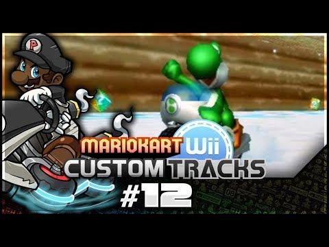 Mario Kart Wii Custom Tracks ONLINE w/ @PKSparkxx! - #12  