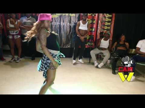 Da War Zone - Dance Cypher : Feat. BabyDoll, Song: Dance on me by DJ NATE AKA BAHAMAN