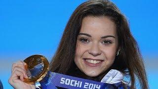Аделина Сотникова объявила об уходе из профессионального спорта