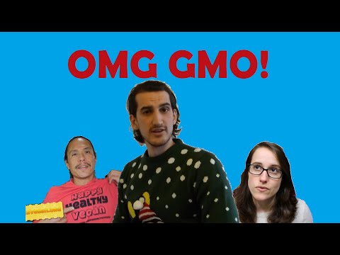 GMO Debate: UV vs. HHV + Xmas Jumper!