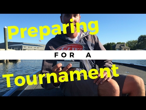 How To Research A Body Of Water Before A Bass Fishing Tournament!