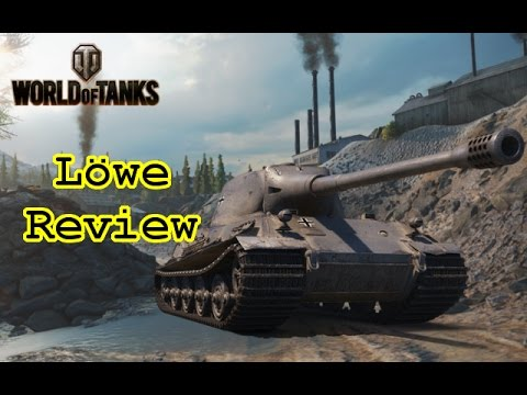 World of Tanks - Lowe Review