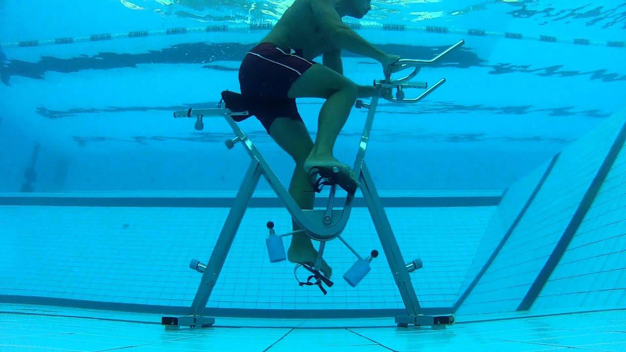 Resultado de imagem para bike dentro d'água