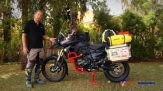 Como equipar sua big trail para uma viagem longa