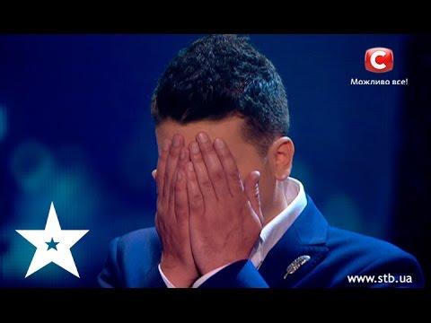 Результаты голосования - Украна ма талант-7 - Второй прямой эфир. Полуфинал - 02.05.2015