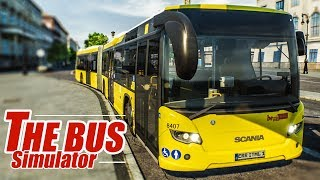 THE BUS: Multiplayer, Leitstelle, Story-Modus und mehr! | THE BUS Simulator Preview #1 deutsch