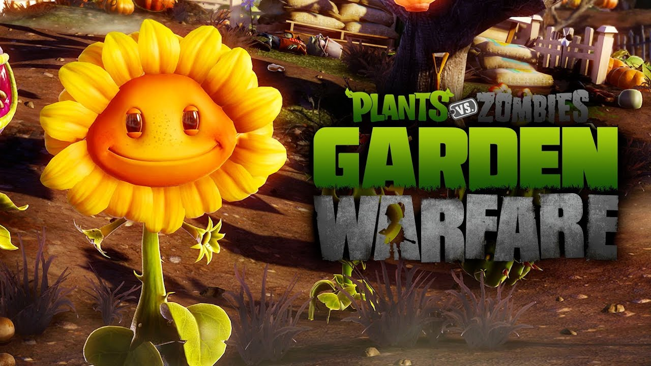 PLANTS VS ZOMBIES GARDEN WARFARE Xbox One Gameplay  YouTube