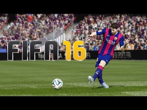 FIFA 16 PS4 Gameplay Review