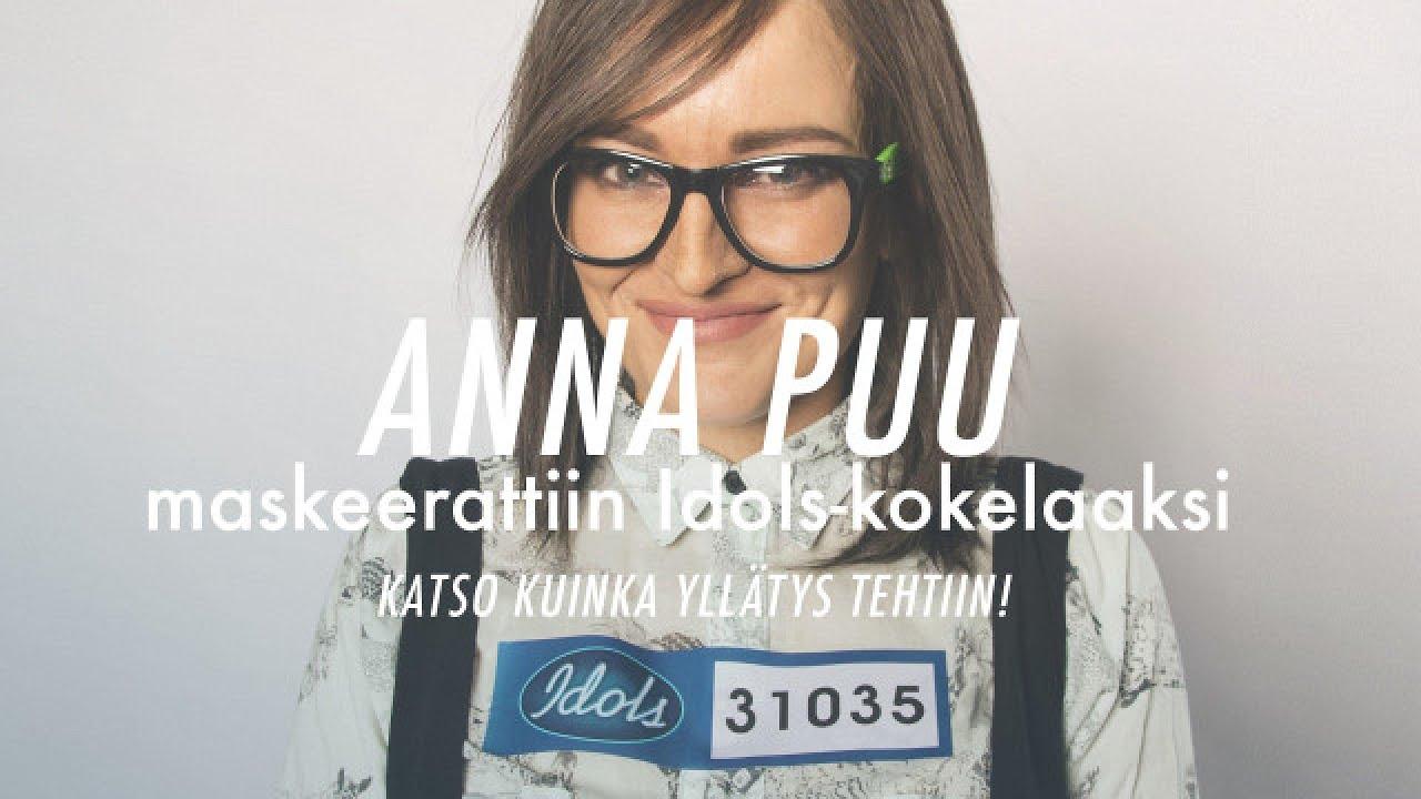 Maskeerattu Anna Puu löi tuomarit ällikällä Idols-koelauluissa – katso kuinka yllätys tehtiin! #1