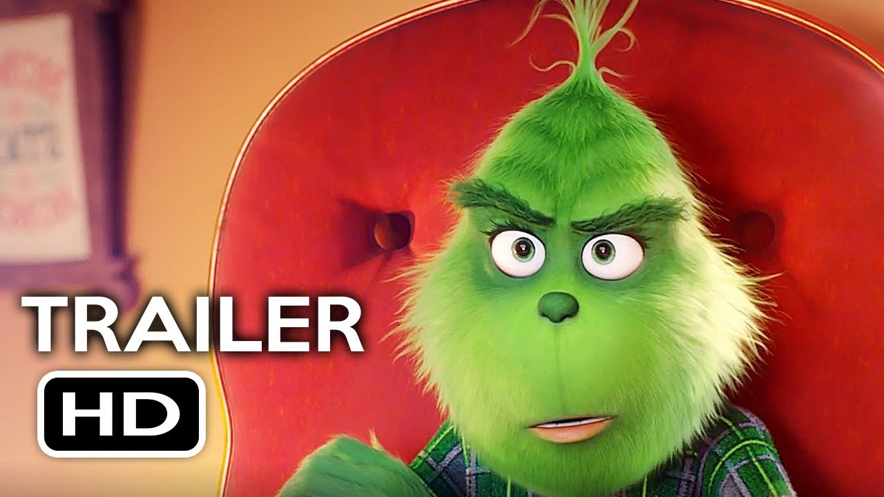 Download The Grinch Official Teaser Trailer #1 (2018) Benedict Cumberbatch Animated Movie HD