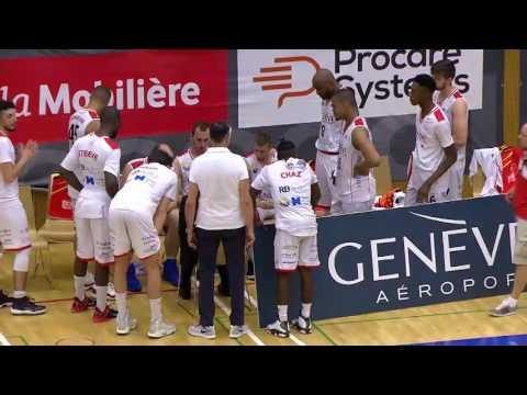 AM_FIN_D6: Genève vs Monthey