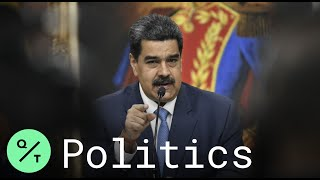 U.s. Indicts Venezuela's Maduro On Drug-trafficking Charges With $15 Million Reward