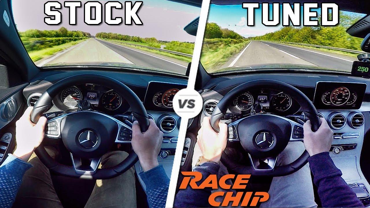 Mercedes-AMG C43 tuning by RaceChip | Mercedes-Benz Forum