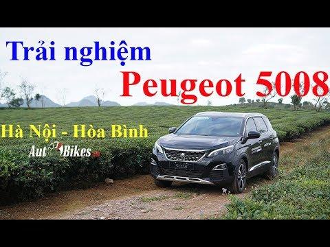 Trải nghiệm Peugeot 5008 Hà Nội – Hòa Bình trước ngày ra mắt. 5008 đánh bật Toyota Fortuner?