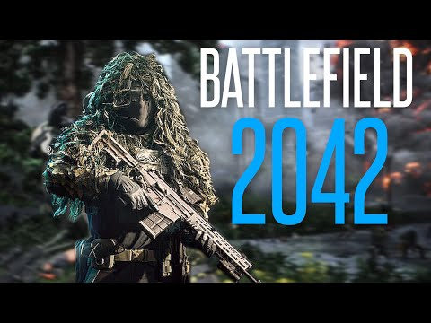 BATTLEFIELD 2042 REVEAL! – Trailer Breakdown / Gameplay Details / Reaction