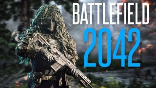 BATTLEFIELD 2042 REVEAL! - Trailer Breakdown / Gameplay Details / Reaction