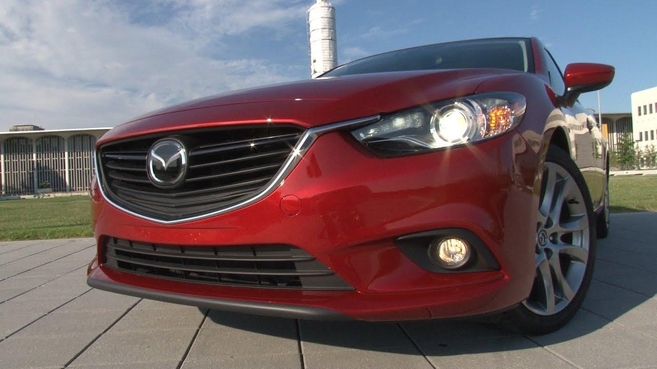 Superb 2014 Mazda MAZDA6   Drive Time Review With Steve Hammes | TestDriveNow    YouTube