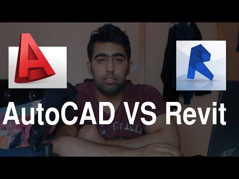 AutoCAD VS Revit for Architectural Design