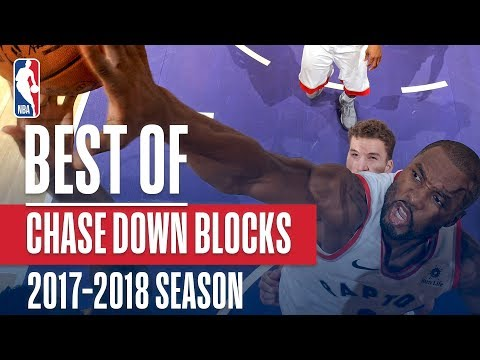 Best of Chasedown Blocks | 2017-2018 NBA Season