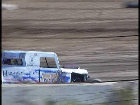 Dwarf Car Practice #77 Phil Confer Barona Speedway 4-8-2017