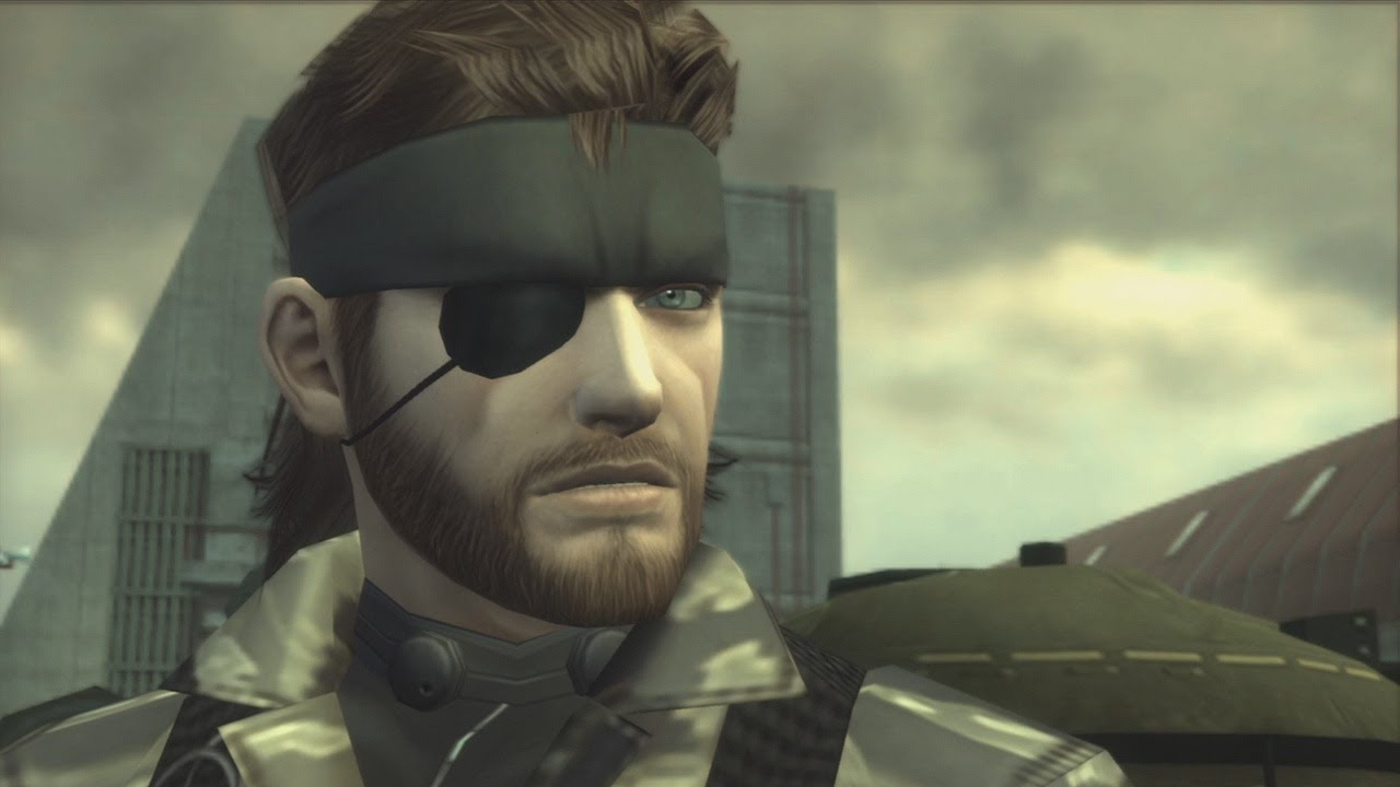 Image result for mgs3 snake