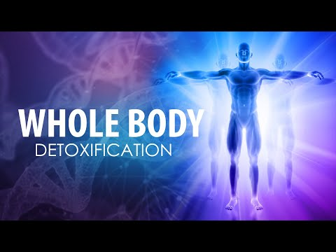 Whole Body Detoxification | Extremely Powerful Physical, Mental & Spiritual Healing | Binaural Beats