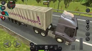 Truck Simulator 2018 Europe #1 First Truck - Android Gameplay FHD