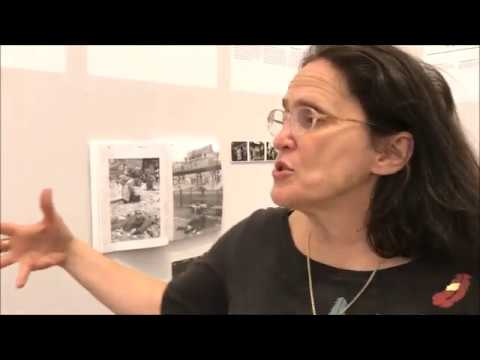 Ariella Aïsha Azoulay explains her exhibition 'Errata' (6) - YouTube