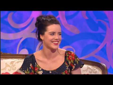 Michelle Ryan Paul O Grady  8th April 2009