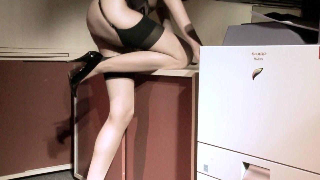 the on Sexy copier secretaries