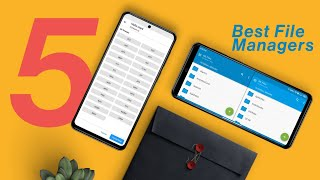 5 Amazing File Managers For Android 2021 | Best File Managers screenshot 3