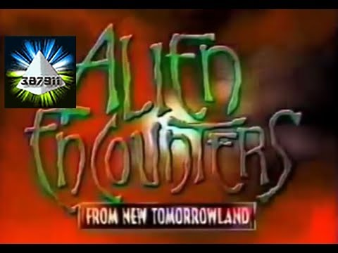 UFO Documentary 🎡 Lost Walt Disney World Alien Encounter Tomorrowland 👽 ExtraTERRORestrial