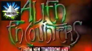 UFO Documentary ♋ Lost Walt Disney World Alien Encounter Tomorrowland 👽 ExtraTERRORestrial