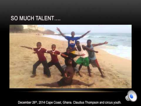 Africa Soul Train Circus School (ASTCS) : Circus Center Fundraising