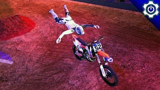 MX vs ATV All Out - Freestyle Tricks and Flips