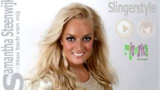 Slingertijd vs Samantha Steenwijk - Hou toch van mij(maxislinger)