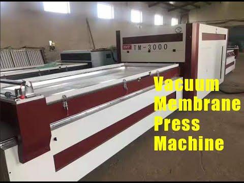 TM3000 Automation High Gloss Laminating Machine Zhanhongtu ...