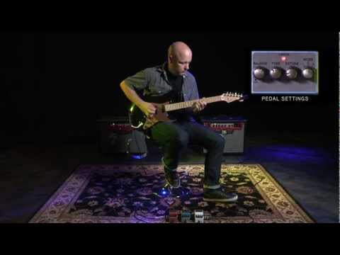 BOSS MO-2 Multi Overtone Playing Examples with Jude Gold