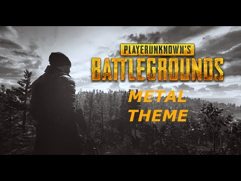 Playerunknown's Battlegrounds (PUBG) Theme - Metal Cover